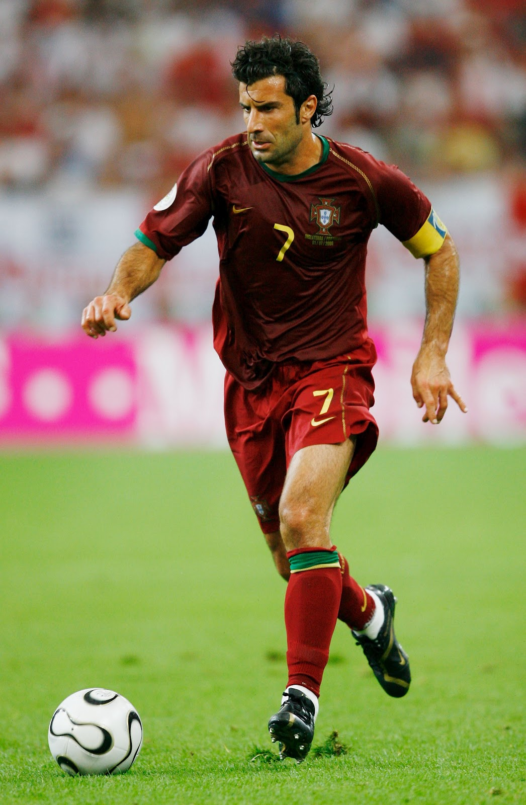 Luis Figo Wallpapers 30 WallpapersExpert Journal 1046x1600