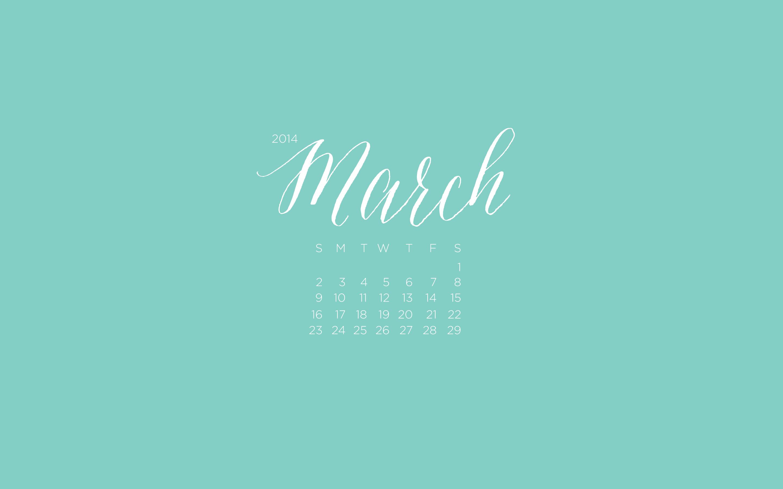 calendar wallpaper 2880x1800