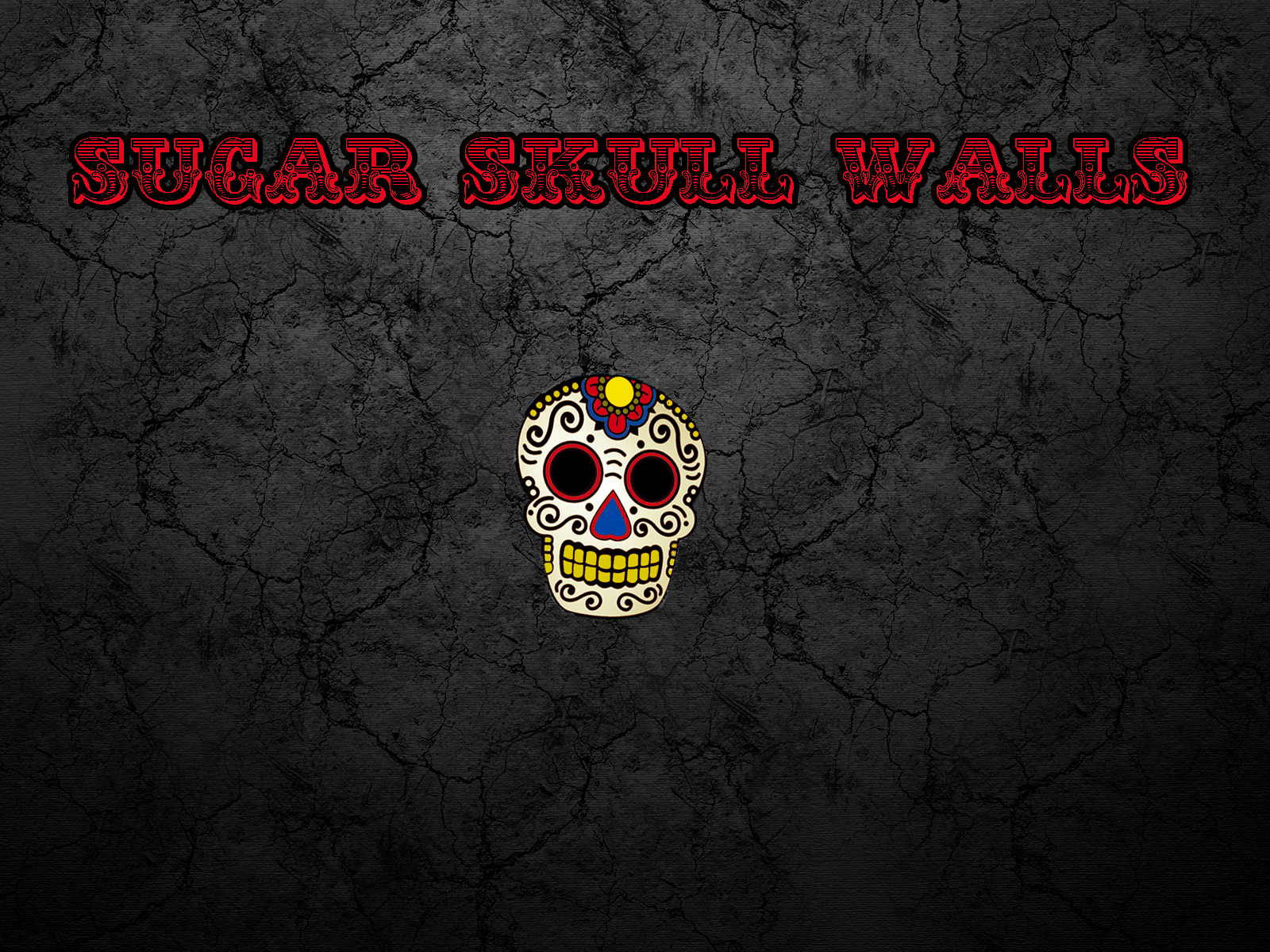 Sugar Skull Wallpaper Pack by yiyox333 1600x1200