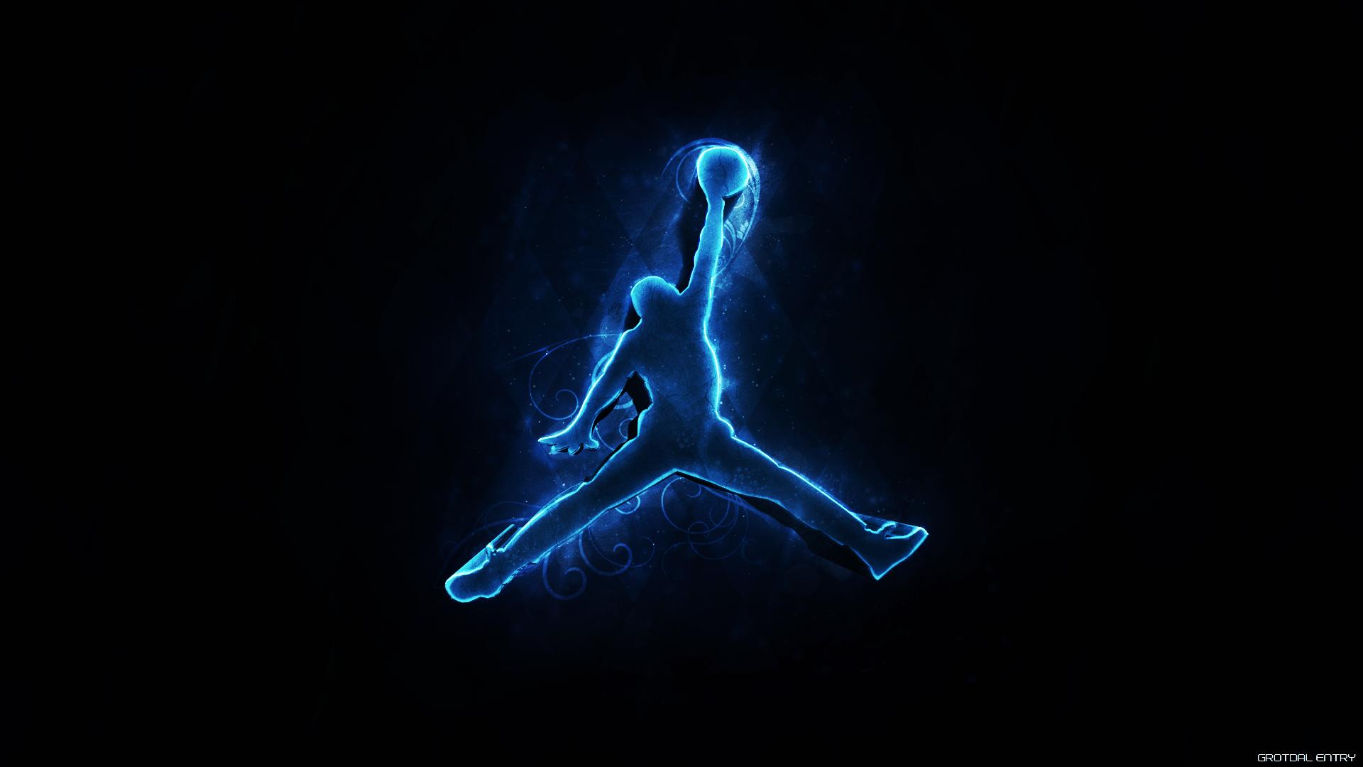 official photos c810d d6e5e Jordan Logo Wallpaper HD 1920x1080