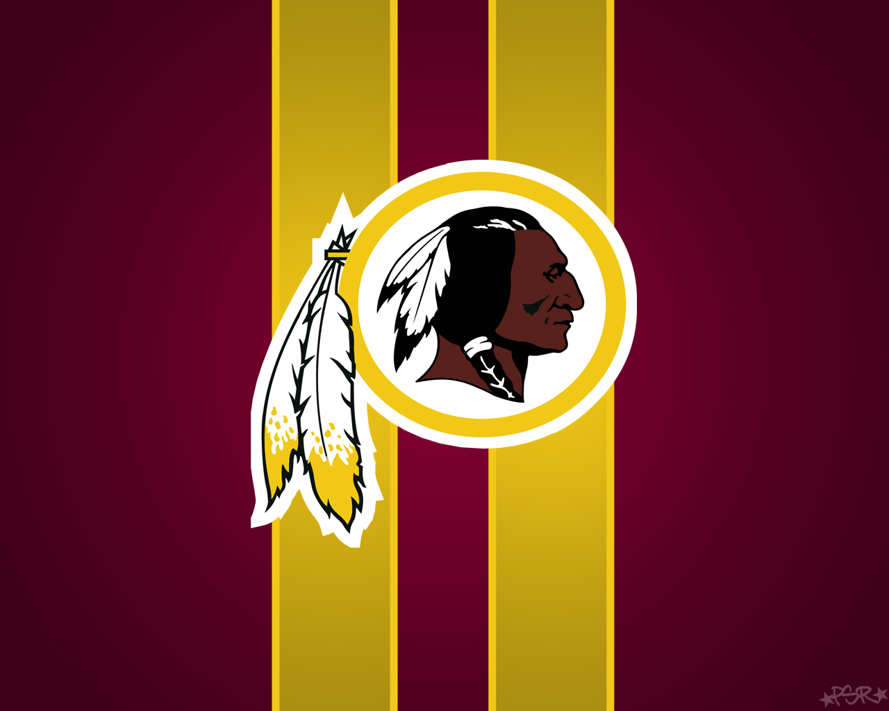 HD Washington Redskins 1280x Wallpaper 1280x1024