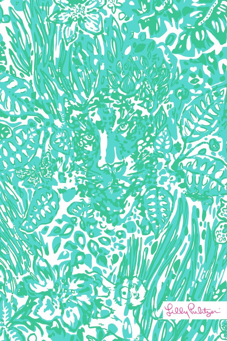 Lilly pulitzer wallpaper for home wallpapersafari - Lilly pulitzer iphone wallpaper ...