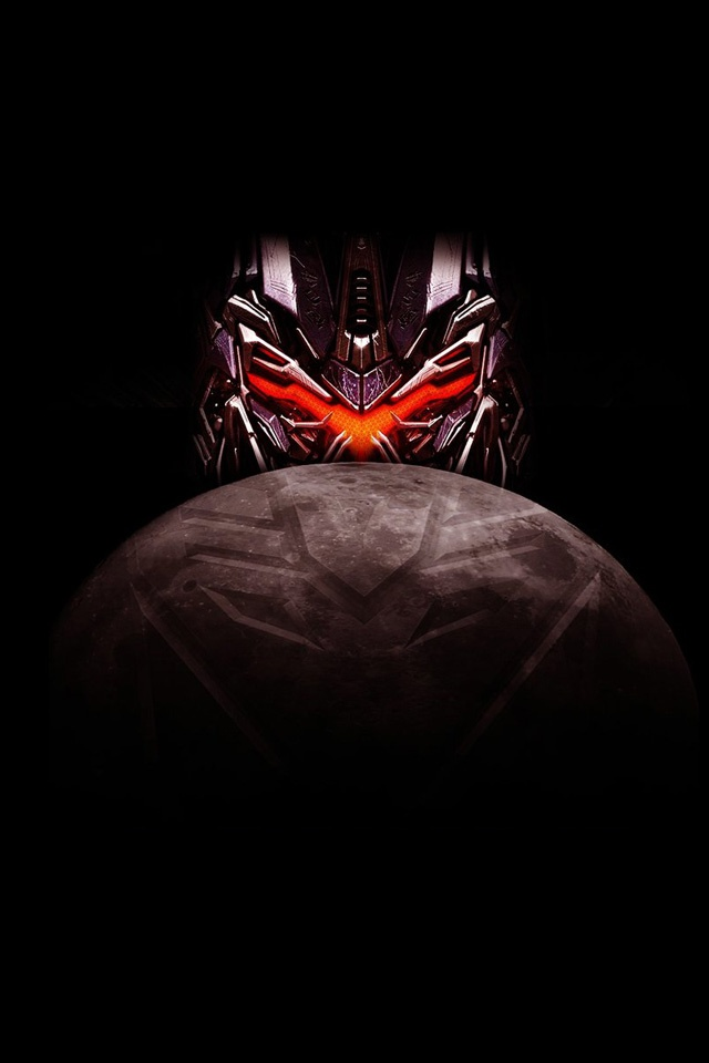 Transformers Simply beautiful iPhone wallpapers 640x960