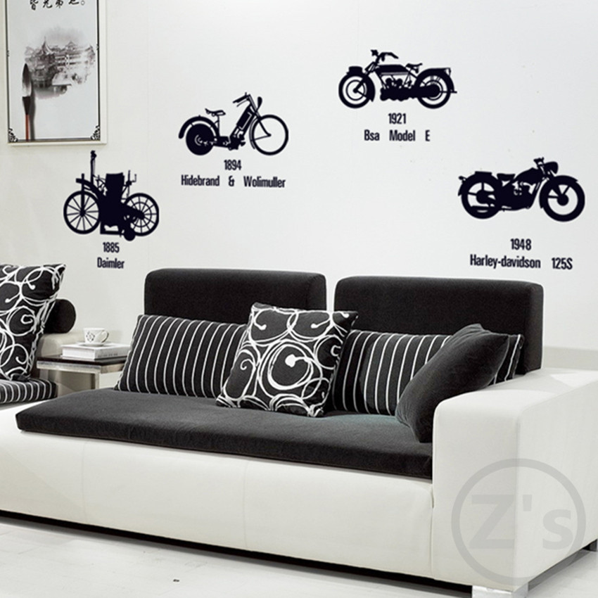 decor diy adhesive art mural picture removable vinyl wallpaperjpg 850x850