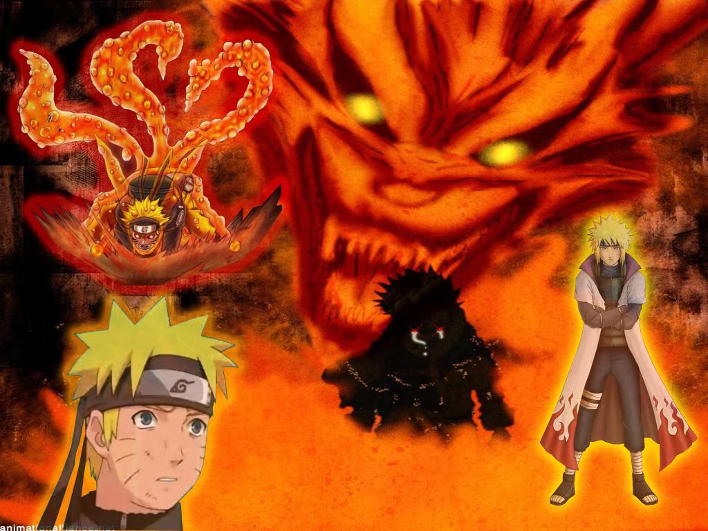 Naruto Shippuden Nine Tailed Fox Wallpaper 9711 Hd Wallpapers in Anime 1024x768