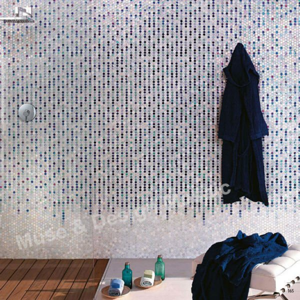 backsplash Wall tile floor tile Home Decoration Waterproof Wallpaper 600x600