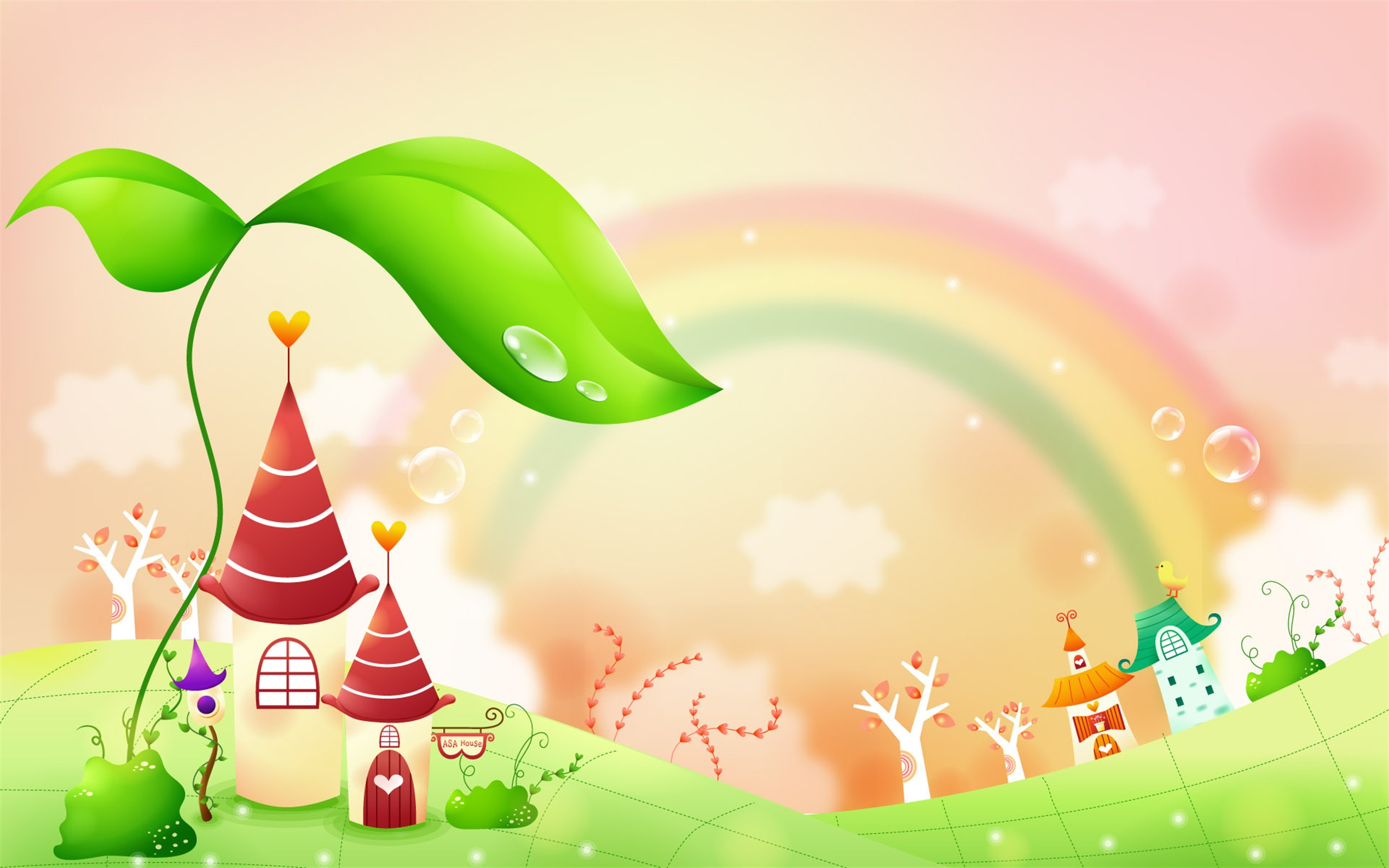 Desktop Kids Wallpapers 2560x1600