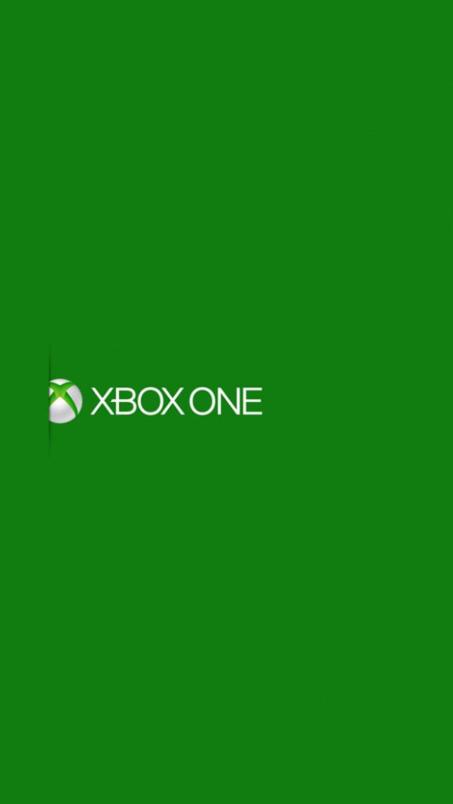 Xbox One Logo iPhone Wallpaper HD 640x1136