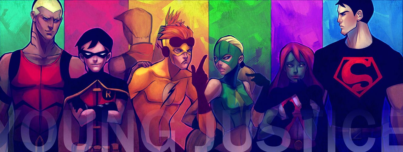 Young Justice I have no image name 1280x485