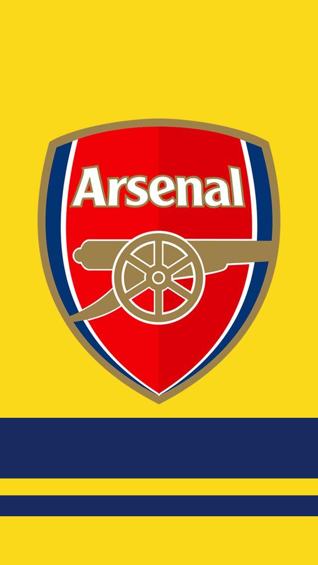 Wallpapers Arsenal FC Logo 640x1136