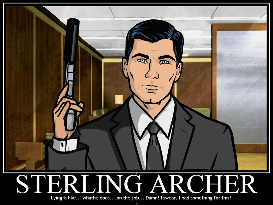 Archer TV Show Wallpaper
