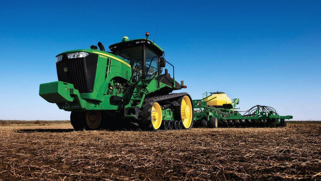 John Deere Logo Wallpapers 2015 1360x768