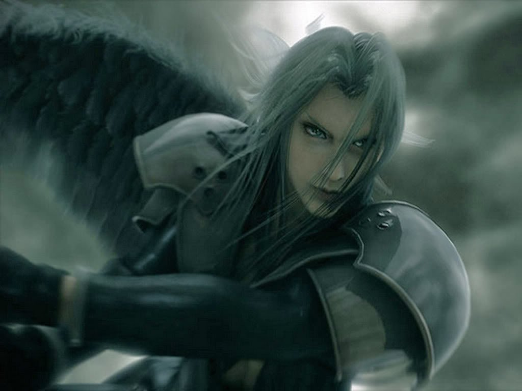 Free Download Sephiroth Final Fantasy Wallpapers