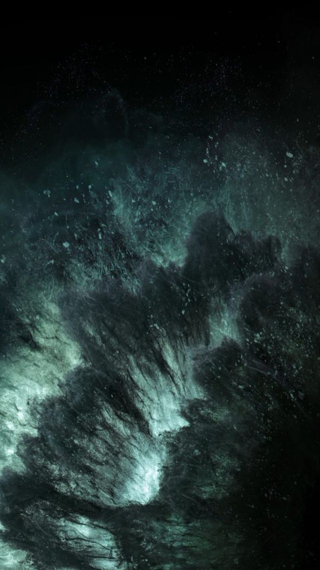 Wallpaper iPhone 11 Pro iPhone 11 Pro Max dark 4K Apple 640x1138