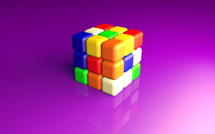 Free Download 3d Rubiks Cube Wallpaper 3d Scrambled Rubik 39