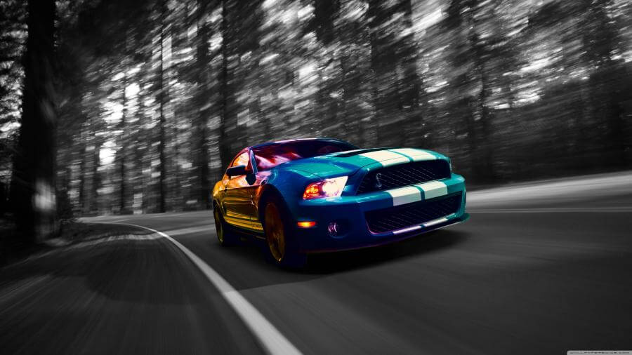 Ford Mustang Shelby Cobra 4K Wallpapers 900x506