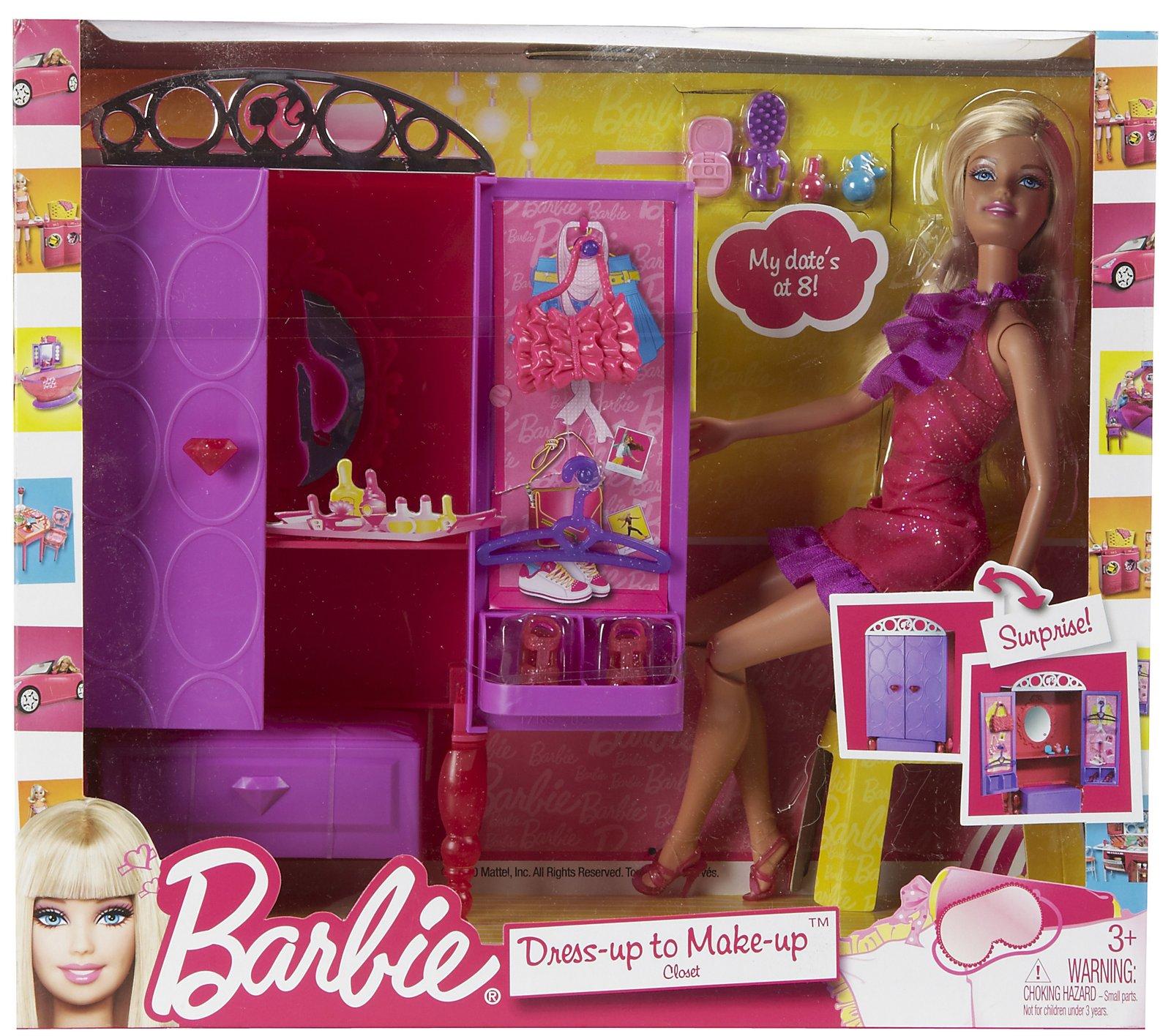 Barbie Dollhouse Wallpaper