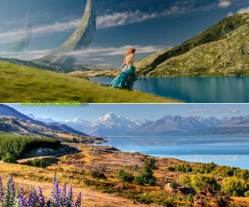 Where was A Wrinkle in Time filmed Filming Locations 800x667