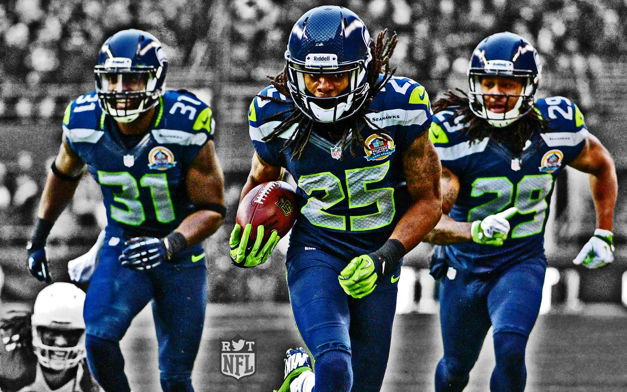 Seattle Seahawks Computer Wallpapers Desktop Backgrounds 2048x1280 2048x1280