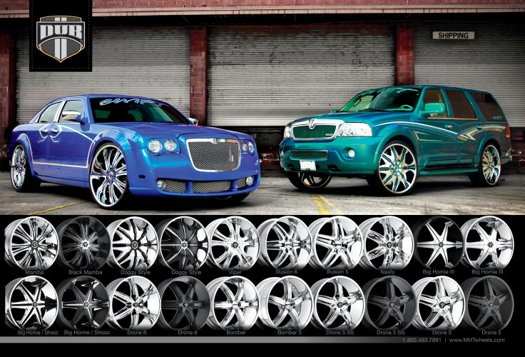Dub Cars Wallpaper - WallpaperSafari