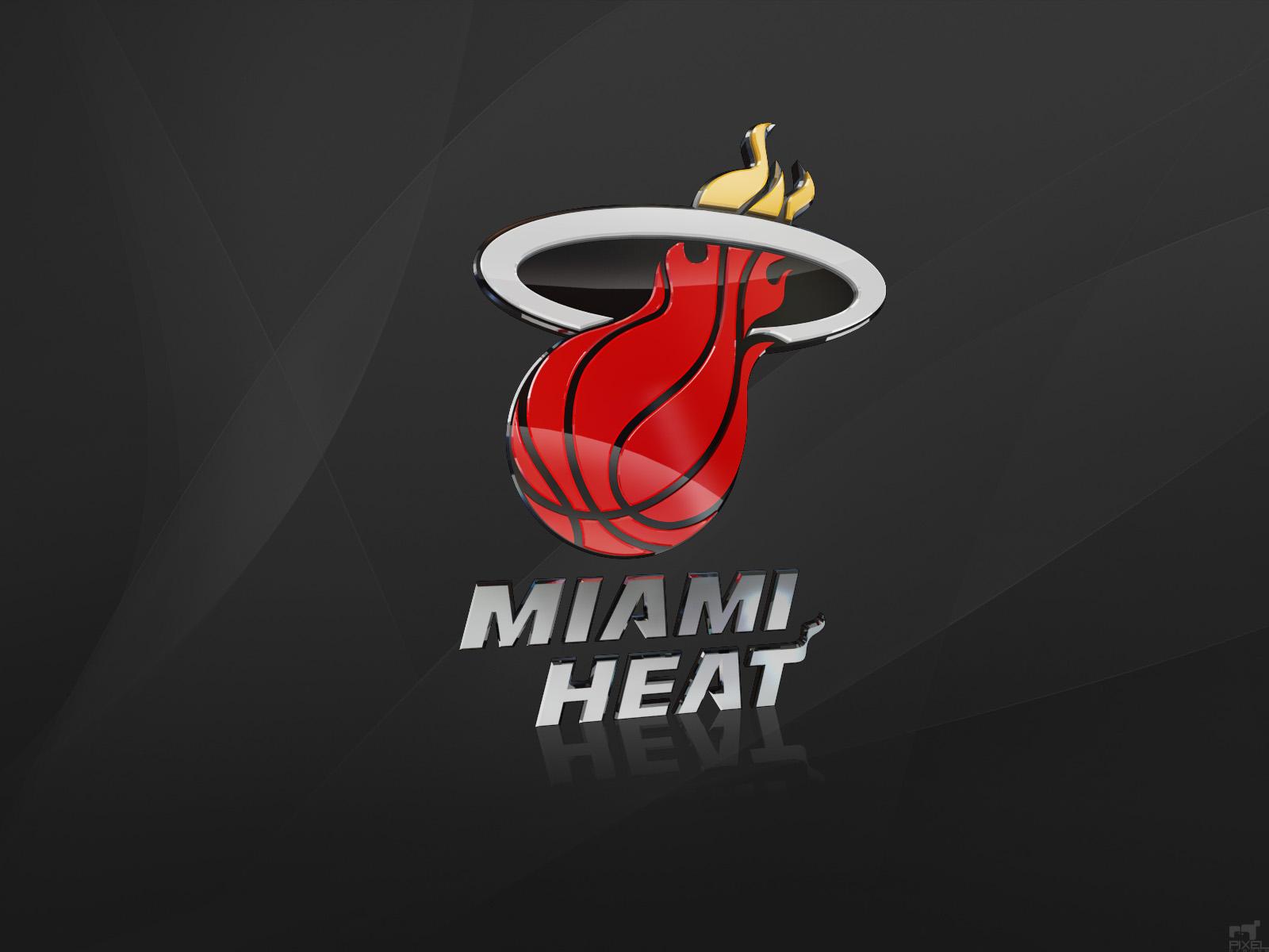 Sports   NBA Miami Heat Logo   Desktop Wallpaper s 1600x1200