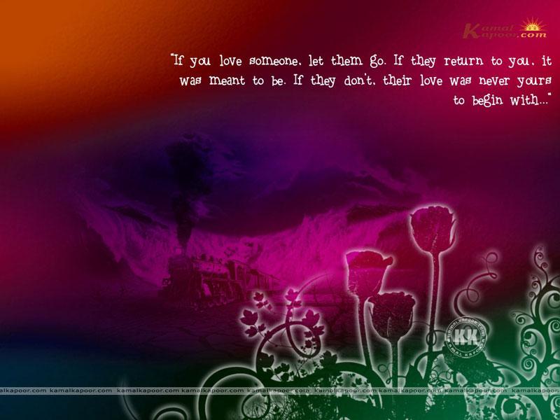 Love Quotes Wallpapers For Desktop - WallpaperSafari