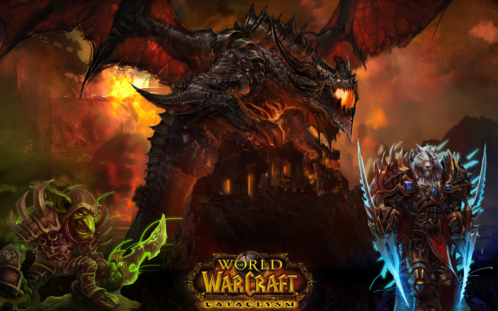 69 Wow Cataclysm Wallpaper On Wallpapersafari
