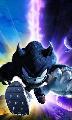 sonic wallpaper android