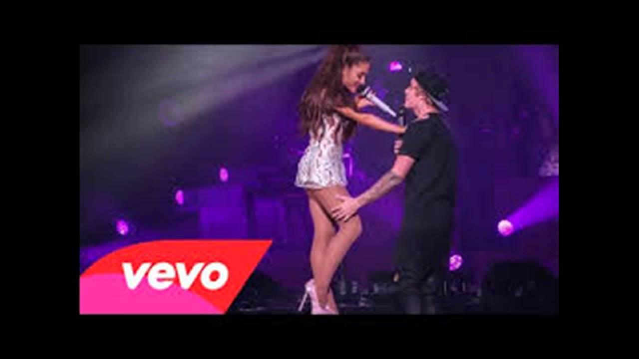 Ariana Grande And Justin Bieber Concert Five 577 WSOURCE 1280x720