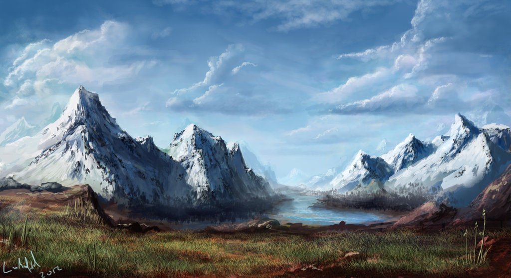 Go Back Gallery For The Lonely Mountain Wallpaper 1024x557