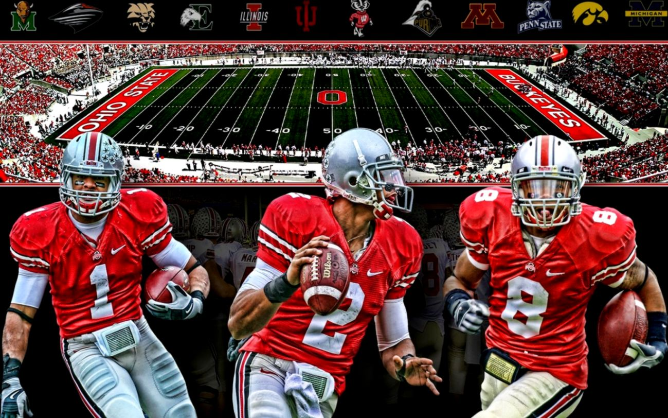 Ohio State Football Wallpaper The Champion Wallpapers 1299x812