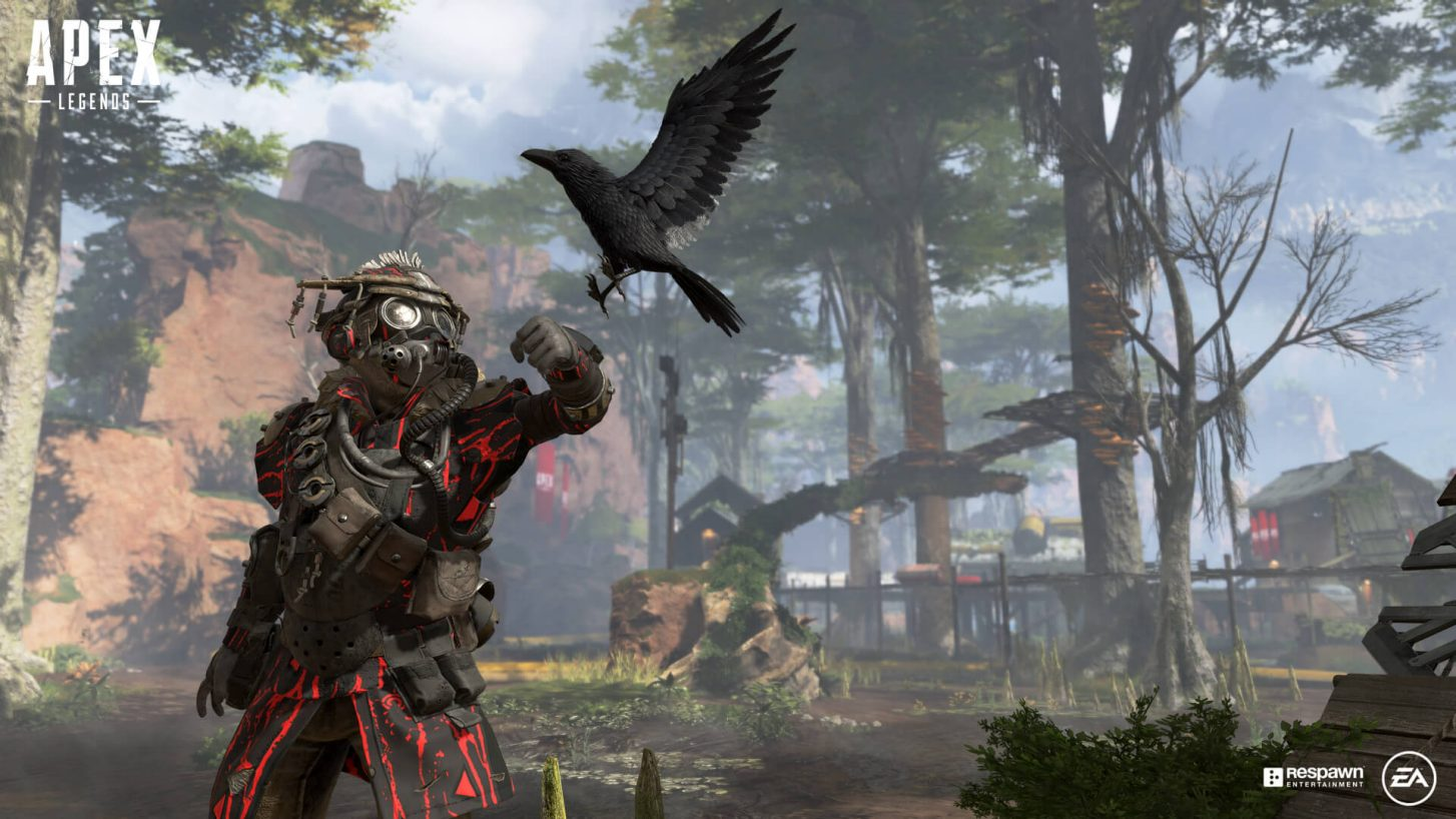 Bloodhound Apex Legends Gameplay Screenshot 4519 Wallpapers and 1454x818