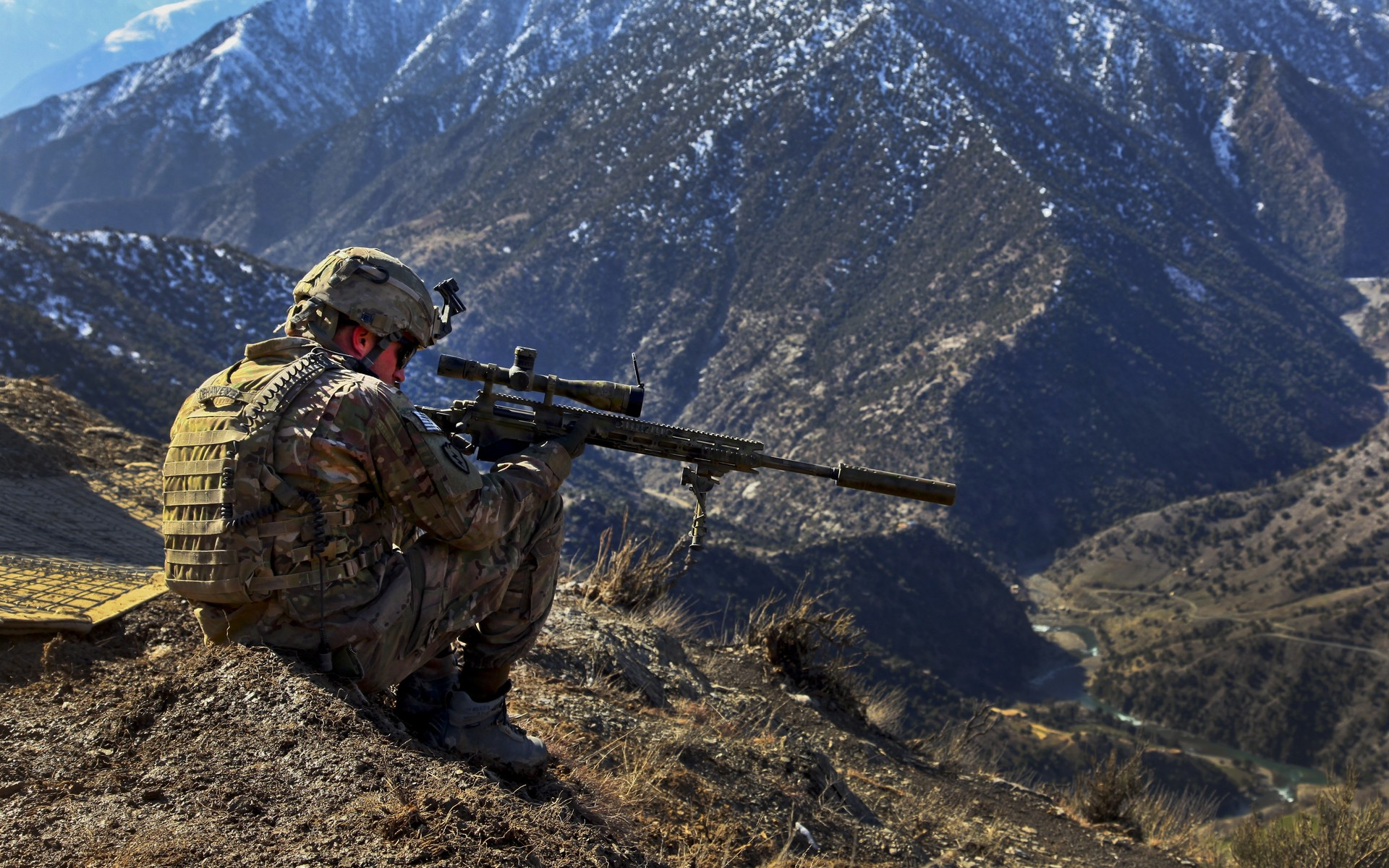 Cool Sniper Wallpaper 2560x1600px 777297 1920x1200