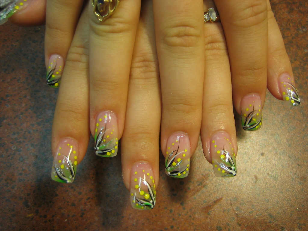 awesome nail art   Nails Nail Art Wallpaper 23708315 1024x768