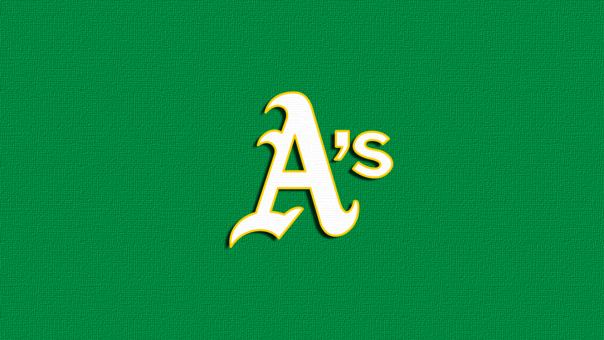 Oakland Athletics Wallpaper 1920x1080