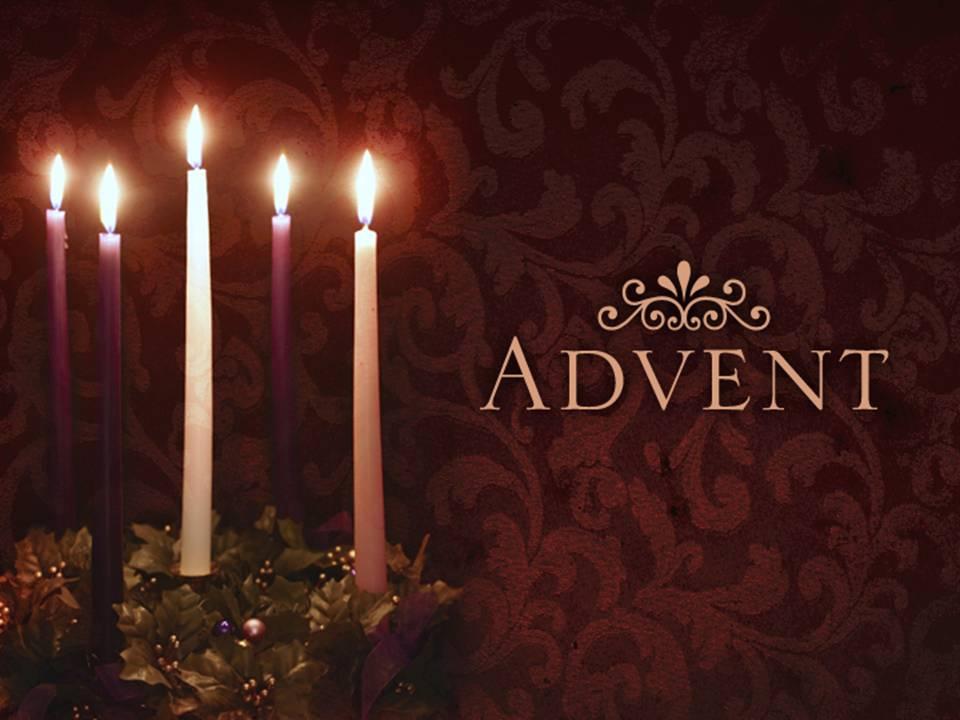 Advent Wallpaper 960x720