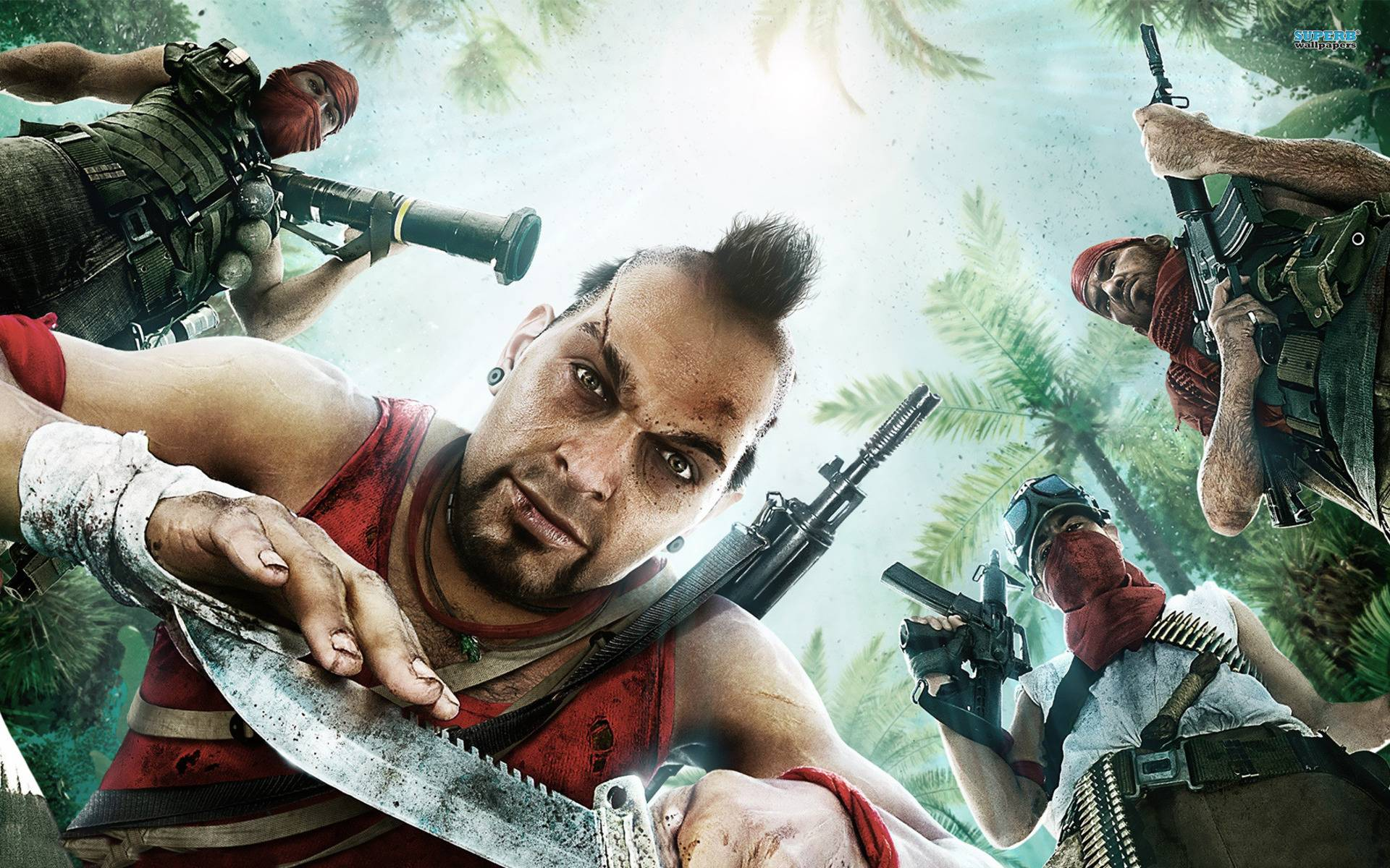 Far Cry 3 Wallpaper 8   Far Cry 3 Wallpaper 1920x1200