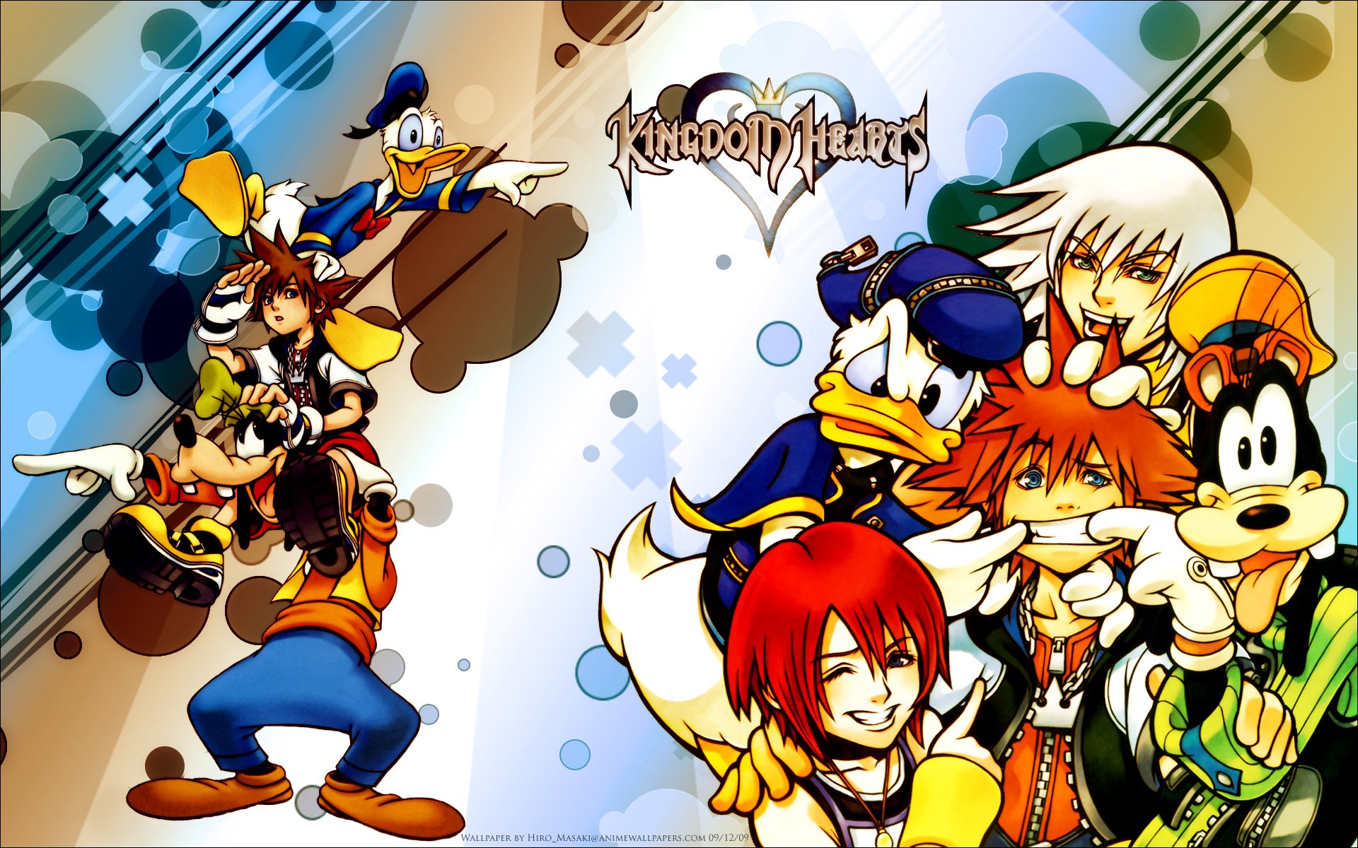 Kingdom Hearts 1920x1200