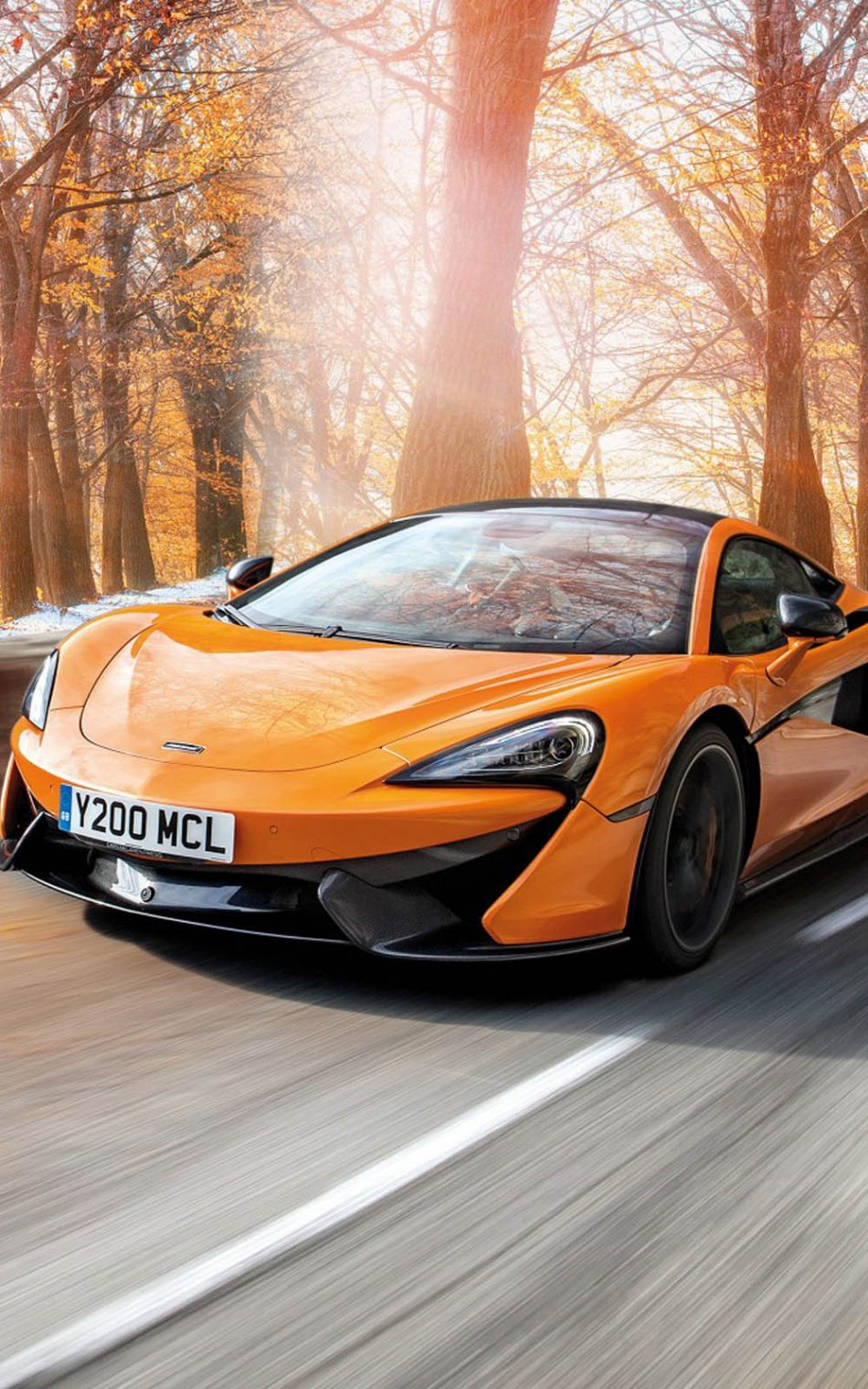 Download Mclaren 570S Pirelli MC Sottozero 3 Pure 4K Ultra HD 950x1520