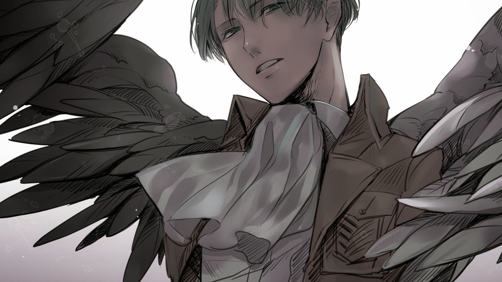 Levi Crying X Reader