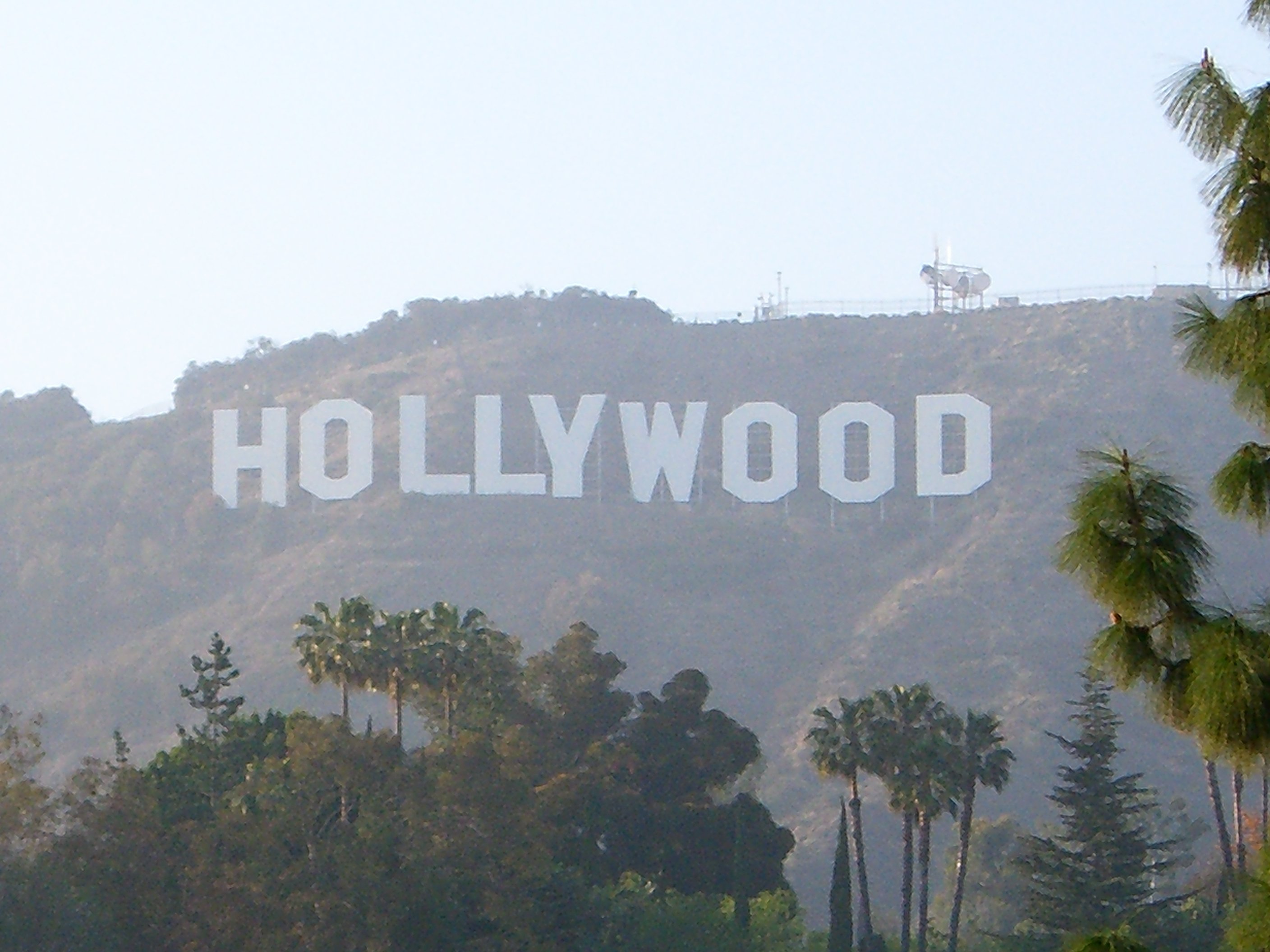 To The Hollywood Sign Wallpaper PicsWallpapercom 2816x2112