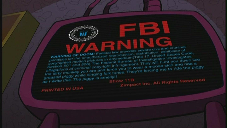 Fbi Warning Wallpaper Pictures 1360x768