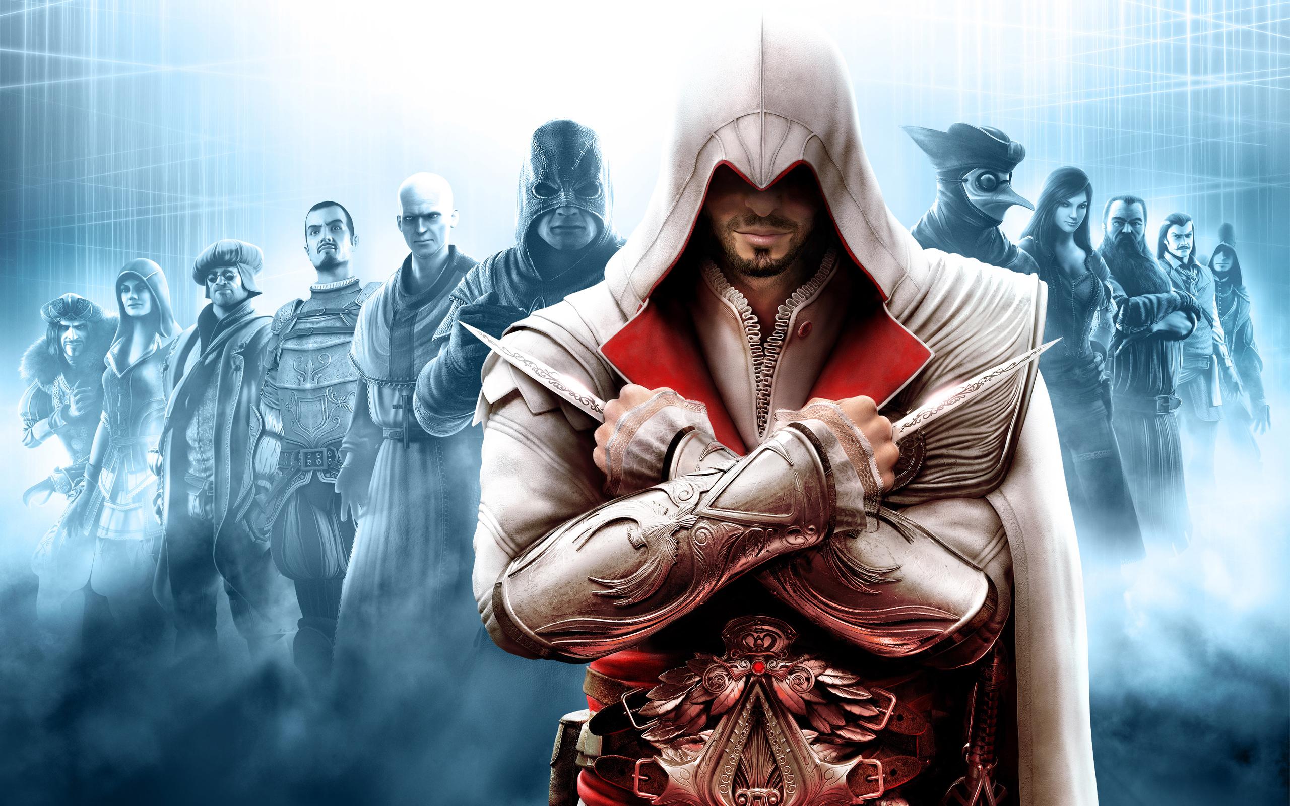 Assassins Creed Brotherhood Wallpapers HD Wallpapers 2560x1600