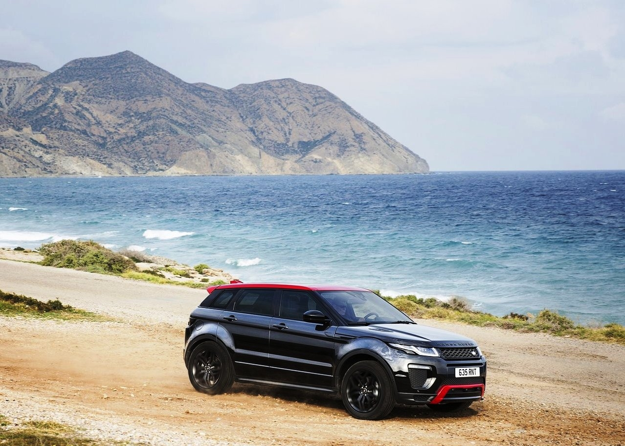 2019 Range Rover Evoque Front HD Wallpaper Best Car Magazine 1278x912