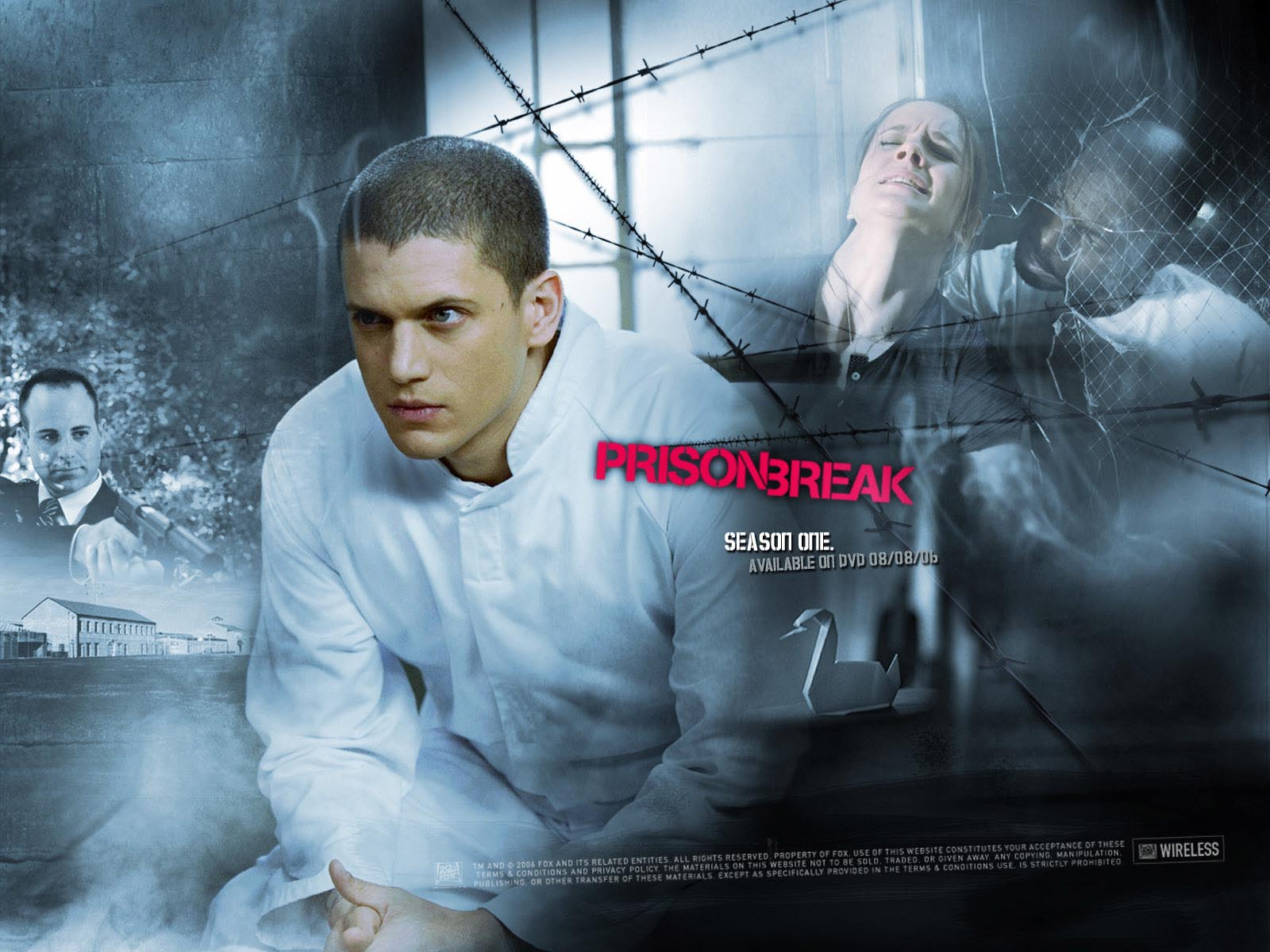 Prison break wallpapers prison break wallpaper Amazing Wallpapers 1600x1200