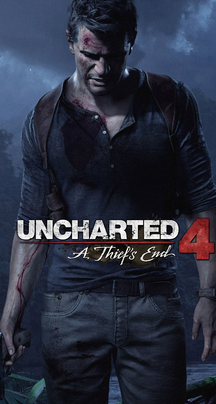 Uncharted 4 A Thiefs End   The iPhone Wallpapers 744x1392