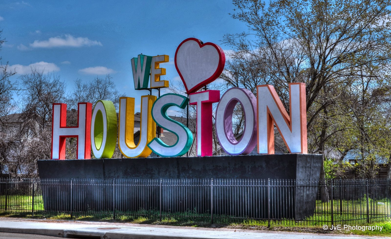 Houston architecture bridges cities City texas Night towers buildings 1600x981