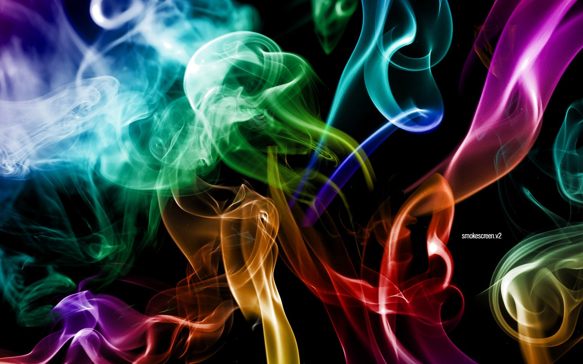 Smoke Colors Wallpapers HD Wallpapers 1920x1200