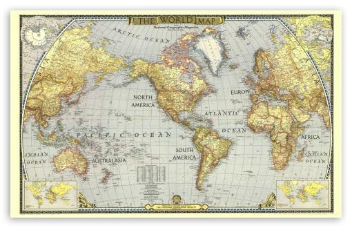 Earth Maps Desktop Wallpaper Wallpapersafari