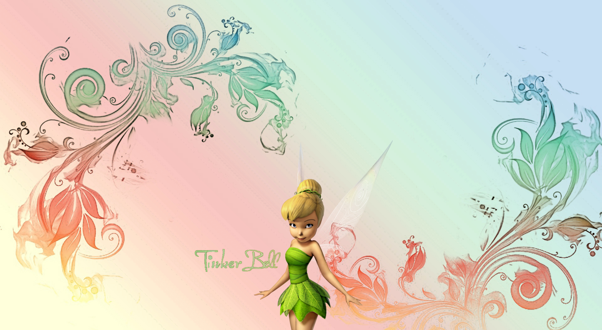 Tinkerbell Invitation Templates was Best Layout To Make Cool Invitation Card